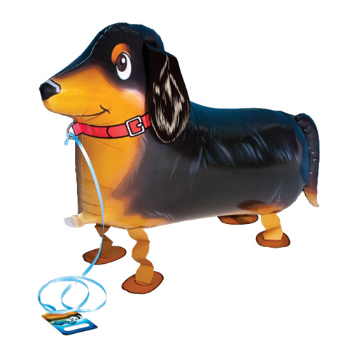 Airwalker / Walking Balloon Dachshund / Dackel