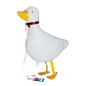 Airwalker / Walking Balloon Duck / Ente