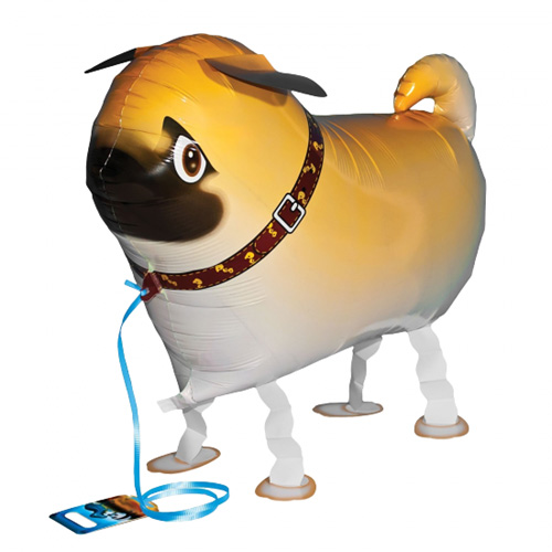 Airwalker / Walking Balloon Pug / Mops