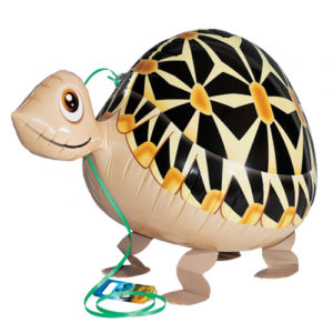 Airwalker / Walking Balloon Turtle / Schildkröte