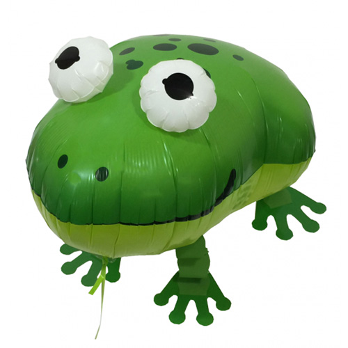 Airwalker / Walking Balloon Frog / Frosch