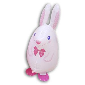 Airwalker / Walking Balloon Rabbit white / Hase Weiss
