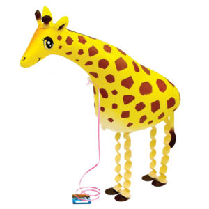 Airwalker / Walking Balloon Giraffe