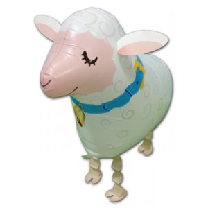 Airwalker / Walking Balloon Sheep / Schaf