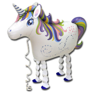 Airwalker / Walking Balloon Unicorn / Einhorn