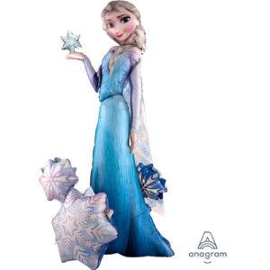 Anagram Folienballon Airwalker Frozen Elsa the Snowqueen