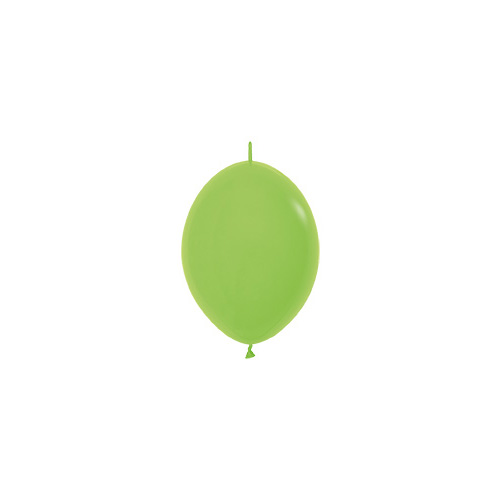 Sempertex Latexballons Link-o-Loon Fashion Solid Lime Green 6 inch / 15 cm