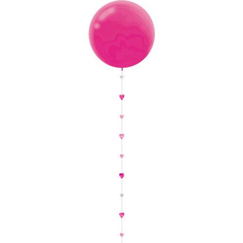 Balloon Tail Herzen