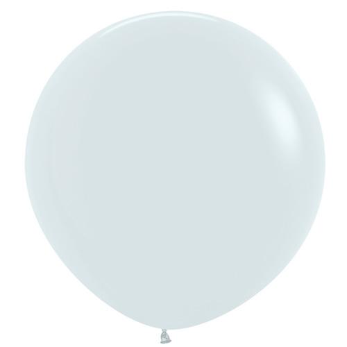 Sempertex Latexballons Fashion Solid White 36 inch / 90 cm