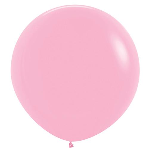 Sempertex Latexballons Fashion Solid Bubblegum Pink 36 inch / 90 cm