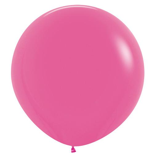 Sempertex Latexballons Fashion Solid Fuchsia 36 inch / 90 cm