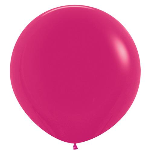 Sempertex Latexballons Fashion Solid Raspberry 36 inch / 90 cm