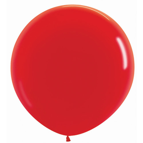 Sempertex Latexballons Fashion Solid Red 36 inch / 90 cm