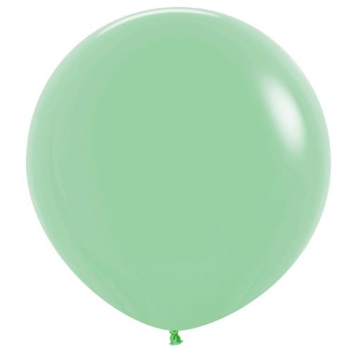Sempertex Latexballons Fashion Solid Mint Green 36 inch / 90 cm