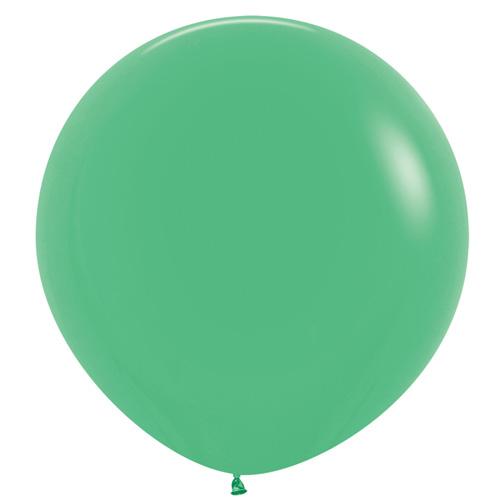 Sempertex Latexballons Fashion Solid Green 36 inch / 90 cm
