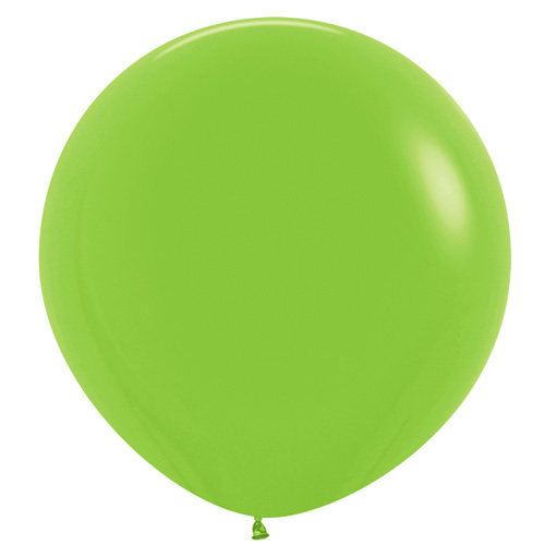Sempertex Latexballons Fashion Solid Lime Green 36 inch / 90 cm