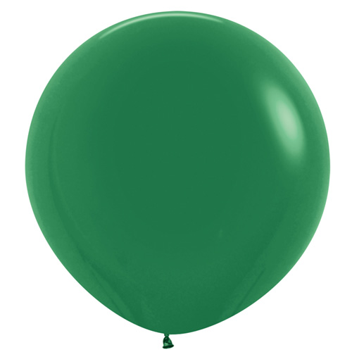Sempertex Latexballons Fashion Solid Forest Green 36 inch / 90 cm