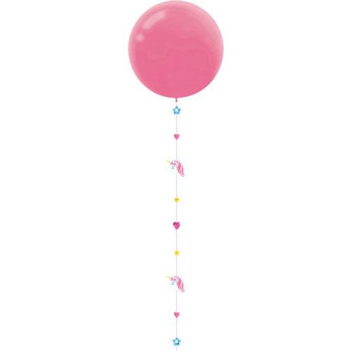 Balloon Tail Unicorn / Einhorn