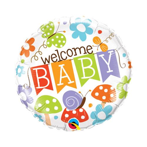 Baby & Geburt (Folienballons)