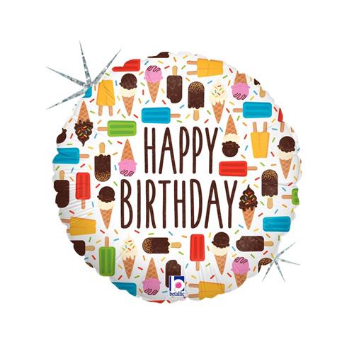 Geburtstag (Folienballons)