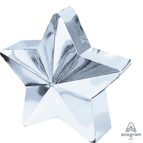 Ballongewicht Stern Silber