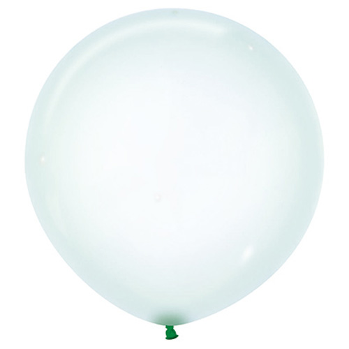 Sempertex Latexballons Crystal Pastel Green 24 inch / 60 cm
